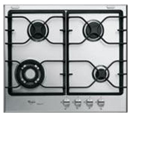 how to clean gas hob rings